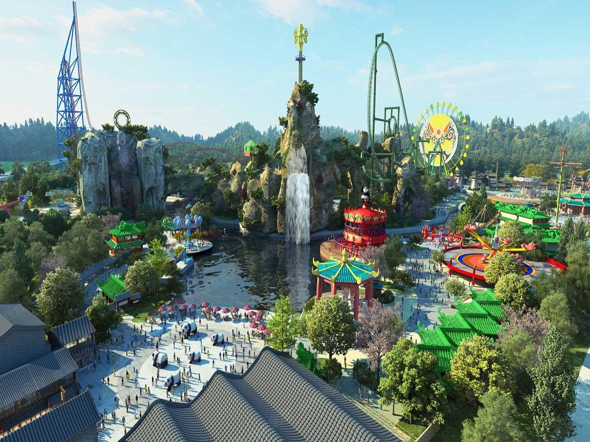 Dc S International Amusement Park Newsletter Vol 7
