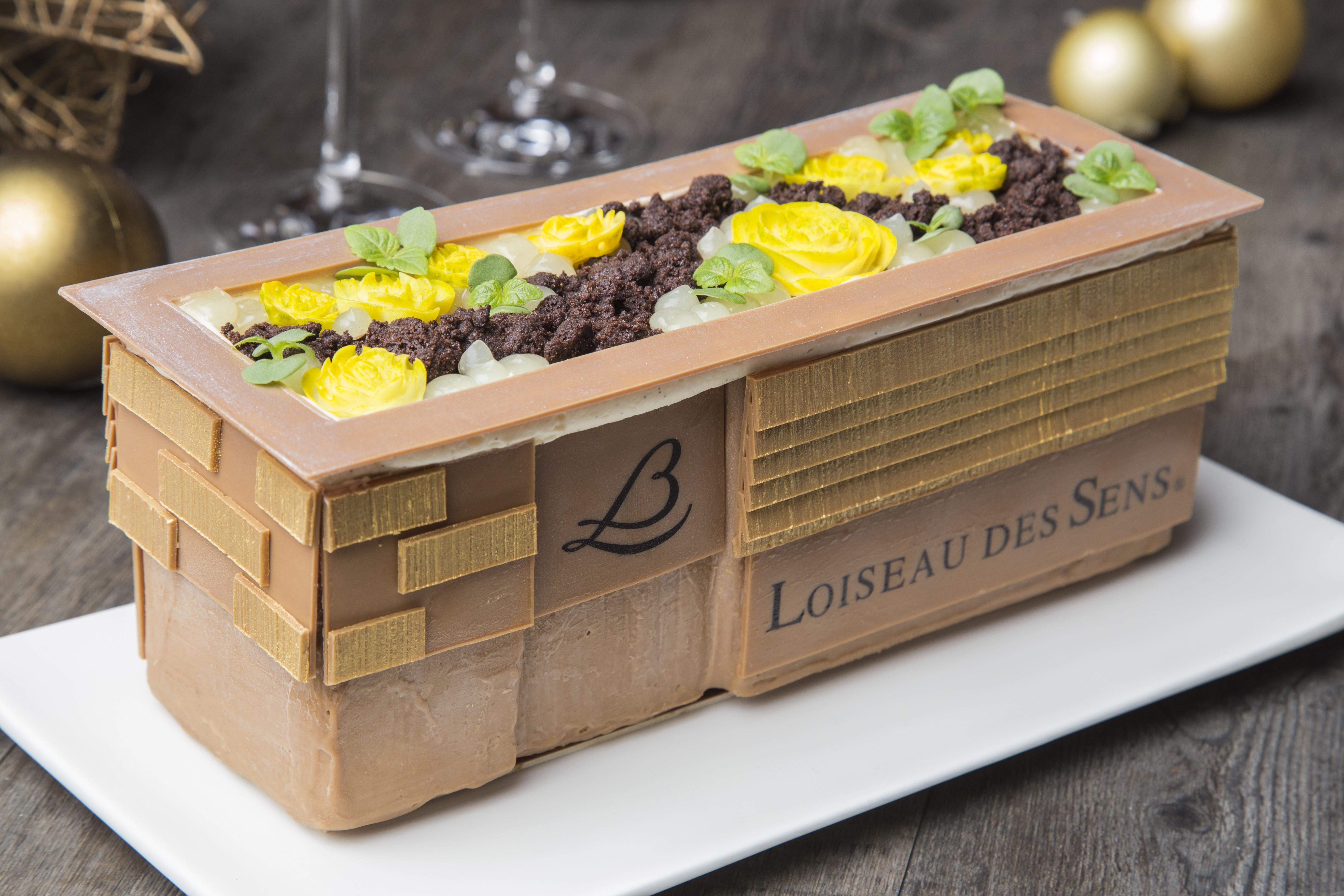buche-de-noel-2017-loiseau-des-sens Unique De Nappe Pour Table Basse Schème